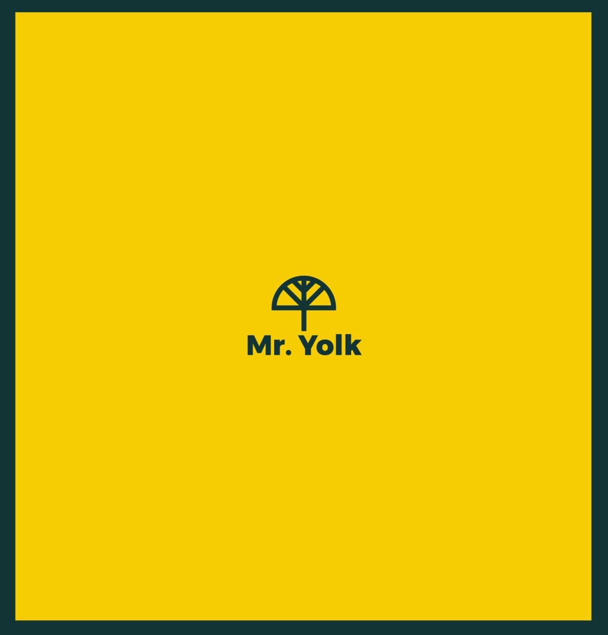 Mr. Yolk Self Portrait LP Cover