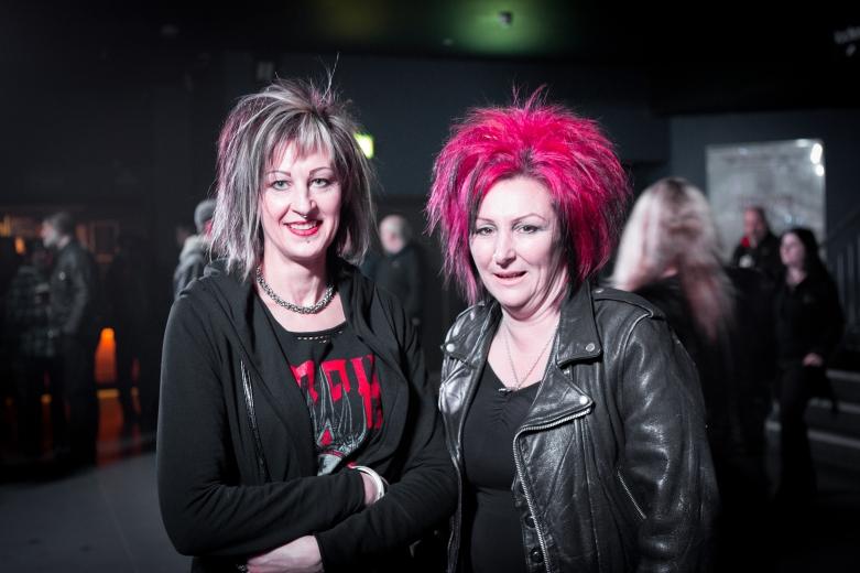 The Damned 2018 Tour Birmingham O2 Academy