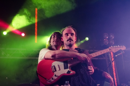 IDLES Band At Plymouth