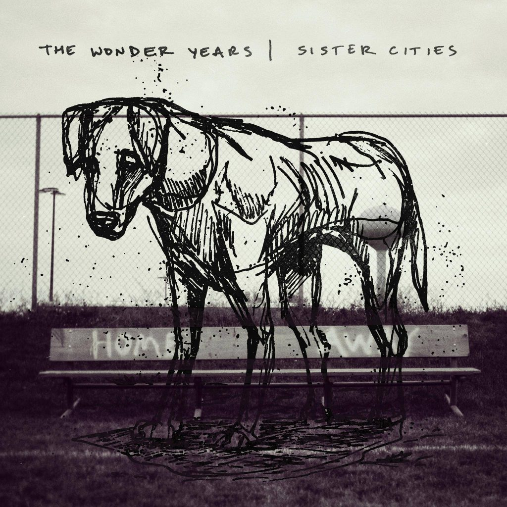 The Wonder Years Sister Cities Cover
