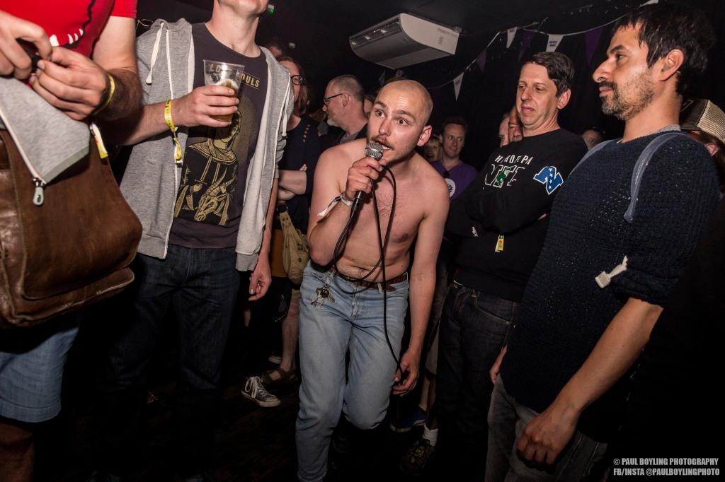 Charlie & The Lesbians Great Escape Brighton
