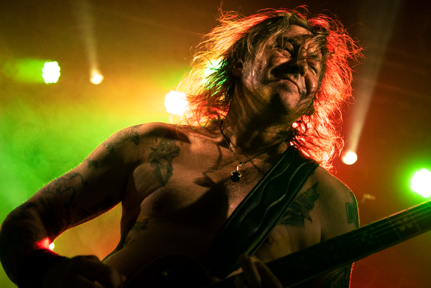 High on Fire Desertfest London camden