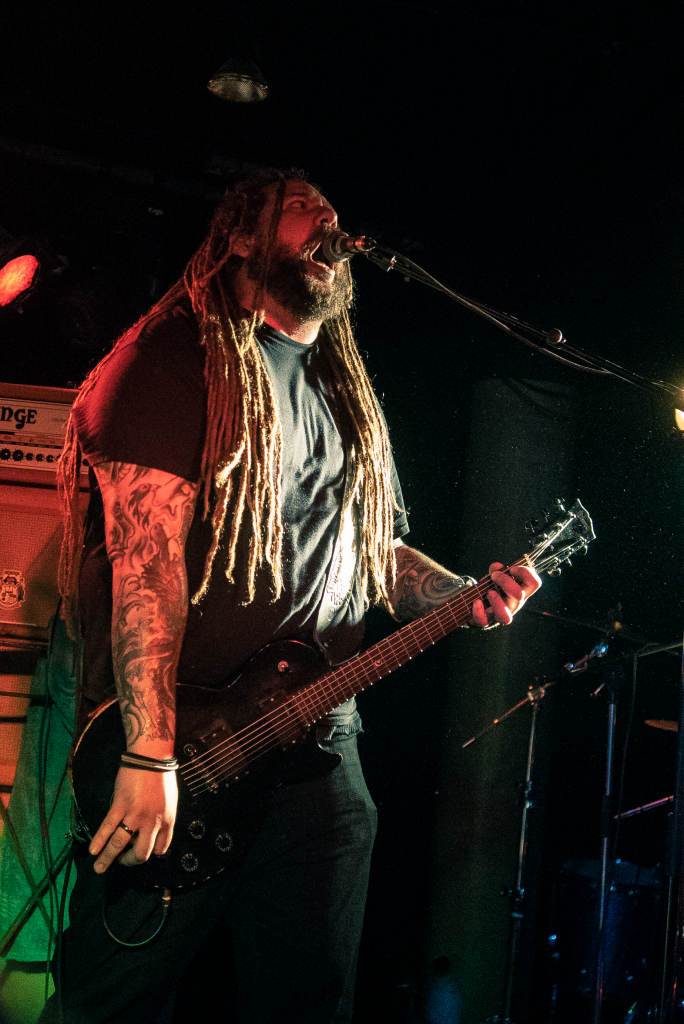 Primitive Man Desertfest London Camden