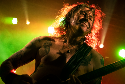 High On Fire Live