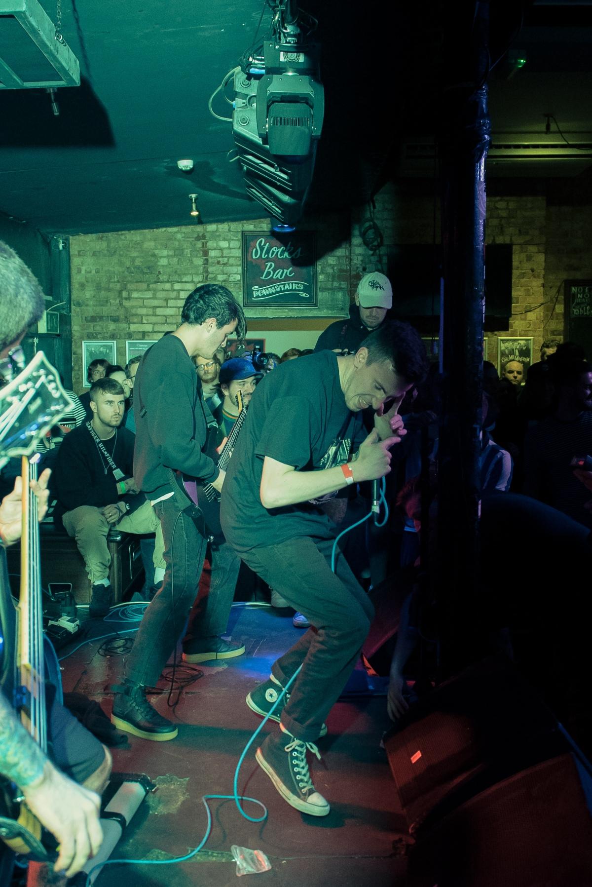 Sanction Upsurge Festival London