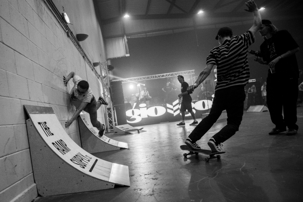 Manc Slamma Manchester Skate